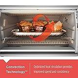 BLACK+DECKER Countertop Convection Toaster