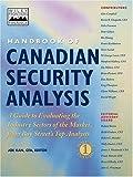Handbook of Canadian Security Analysis, Volume 1