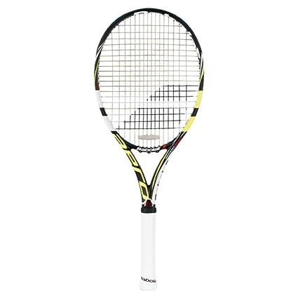 knap beschikbaar op voorraad Buy Babolat 2013-2015 AeroPro Drive Plus Strung Tennis ...