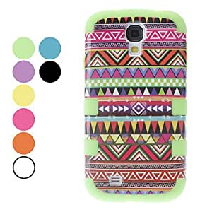 Detachable Colorful Protective Case for Samsung Galaxy S4 I9500 (Assorted Colors) - COLOR#Orange
