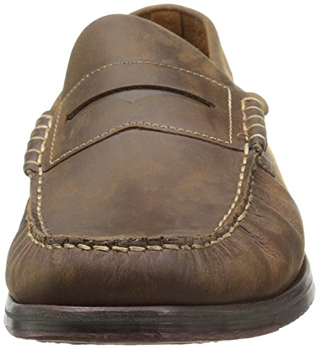 Heads Loafer Shoe Penny Men's on Brown Florsheim Up Ch Slip Casual Dress 5Hp6nxqwx