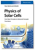 Physics of Solar Cells: From Basic Principles to Advanced Concepts (No Longer Used)