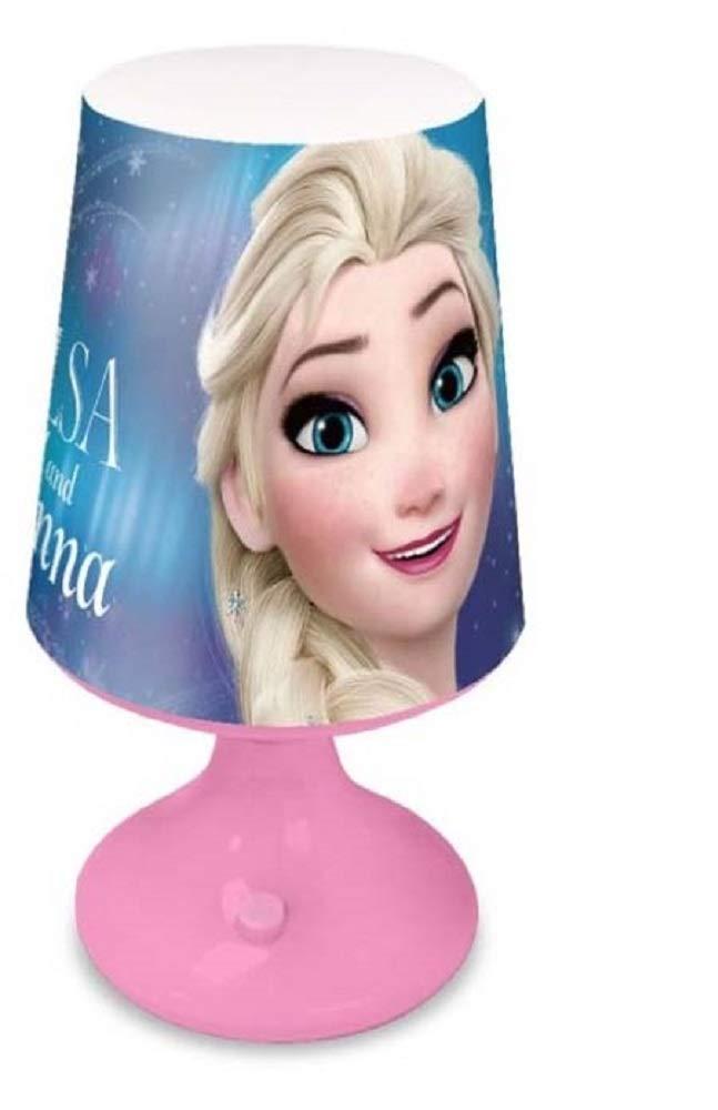 Disney Frozen Die Eisk/önigin LED Stehlampe Schreibtischlampe Nachtlicht Lampe