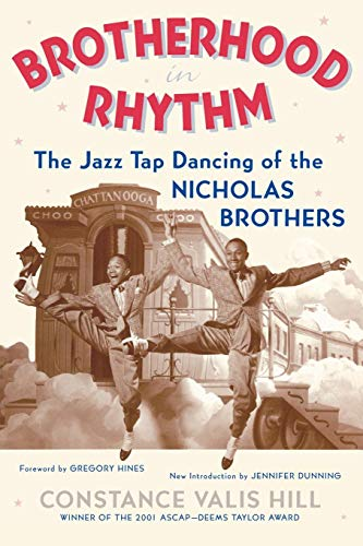 Pdf Arts Brotherhood In Rhythm: The Jazz Tap Dancing of the Nicholas Brothers