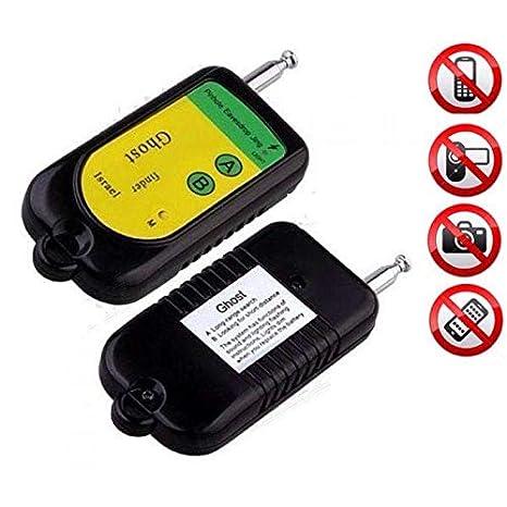 EPTEK @ Anti-Spy Cámara Oculta Inalámbrico RF gsm Detector de Errores Tracer Buscador de Detector de señal inalámbrico: Amazon.es: Electrónica