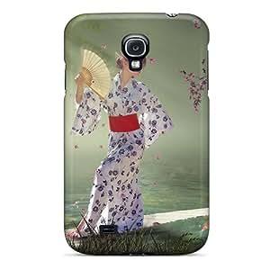 Galaxy S4 Case Bumper Tpu Skin Cover For Fantasy Girl 7 Accessories
