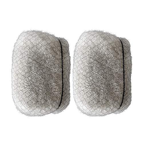 "(Tight Afro Kinky Human Hair bulk for dreadlocks or Twist Braids,2pieces per Bundles,1 oz each one (10"", Grey-Yaki))"