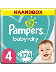 Pampers Baby-Dry Nappies,