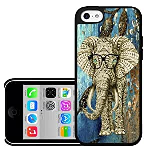 Elephant Island Backdrop Hard Snap On Case (iPhone 5c)