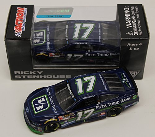 Ricky Stenhouse Jr 2015 Fifth Third Bank 1 64 Nascar Diecast By Lionel Racing