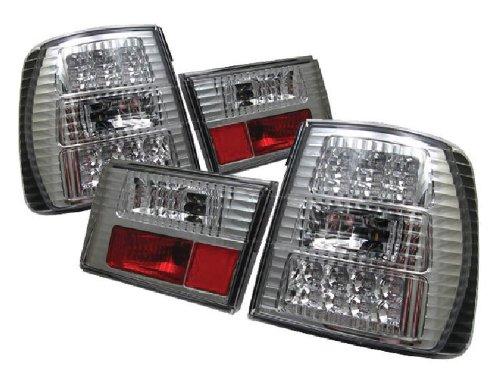 Spyder Auto 111-BE3488-LED-C LED Tail Light 95 Bmw E34 Led