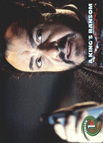 1997 Sliders #15 A King's Ransom - NM-MT
