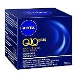 NIVEA Q10plus Anti-Wrinkle Night Care, 50 mL jar