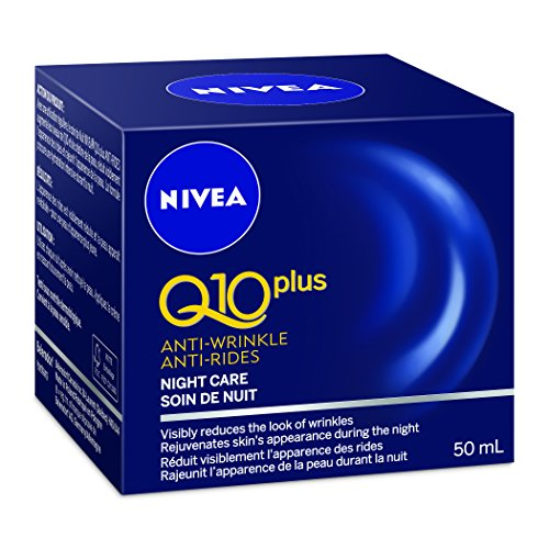 NIVEA Q10 plus Anti-Wrinkle Night Care 50ml by Nivea