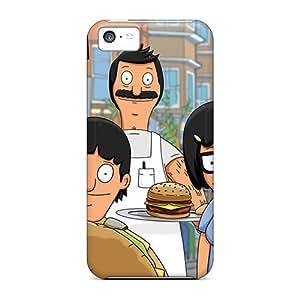 New Arrival Bobs Burgers Cartoons CIJ1151Yzsl Case Cover/ 5c Iphone Case
