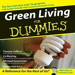 Green Living for Dummies Audiobook