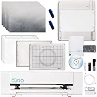 Silhouette Curio Machine with Stippling Bundle