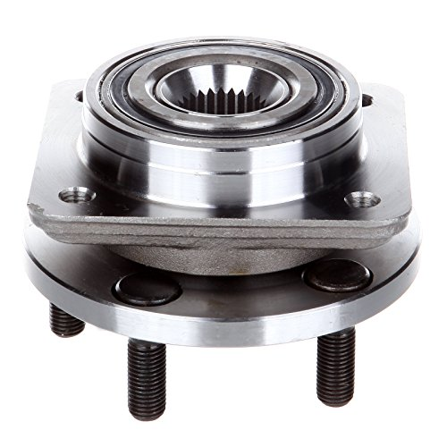 ECCPP Wheel Bearing Hub 513075 Hub Bearing Assembly Hub Assemblies Front Axle 5 Lugs for Chrysler,Dodge Caravan Plymouth Acclaim Plymouth Grand Voyager Plymouth Sundance Plymouth Voyager (Plymouth Hub Front Voyager)