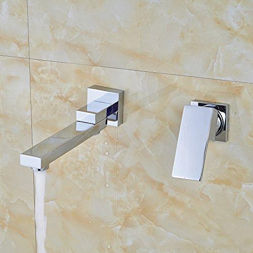 Chrome Sink Taps - 8