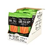 oh snap pickles - OH Snap Carrot Cuties Pickled Carrot Stick, 2.25 Ounce -- 12 per case.