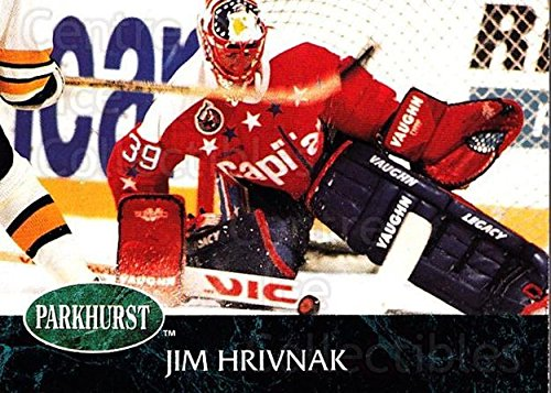 efbfd595af9 Amazon.com  (CI) Jim Hrivnak Hockey Card 1992-93 Parkhurst (base) 430 Jim  Hrivnak  Collectibles   Fine Art