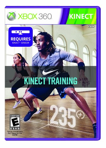 Nike+ Kinect Training - Xbox 360 (Best Xbox 360 Workout Games)