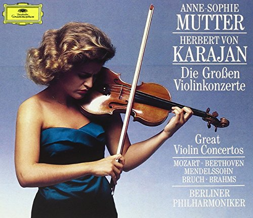 Great Violin Concerti [4 CD Box Set]