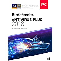 Bitdefender Antivirus Plus 2018 for 3 PCs / 2 Years