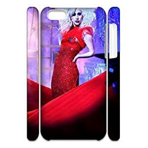 linJUN FENGC-EUR Diy 3D Case Lady Gaga for iphone 4/4s