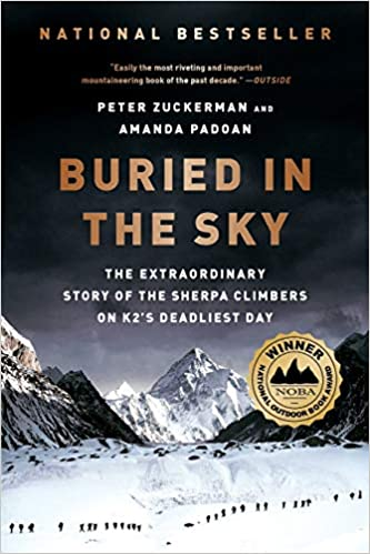 Buried in the Sky: The Extraordinary Story of the Sherpa ... on