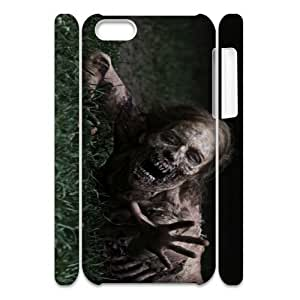 THE WALKING DEAD HILDA0059485 3D Art Print Design Phone Back Case Customized Hard Shell Protection Iphone 5C