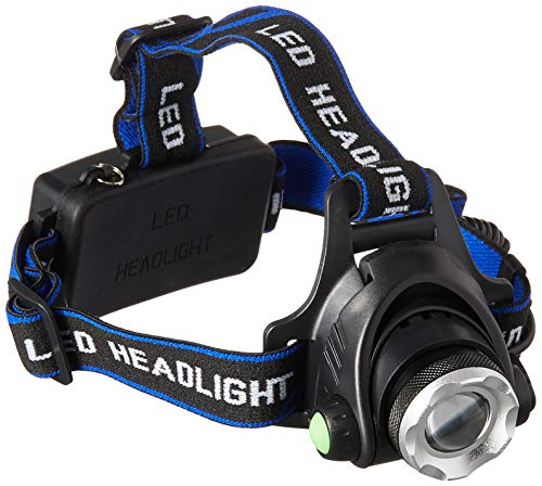 Highlight LED Head Lamp Waterproof Adjustable Charging Headlamp for Fishing Camping