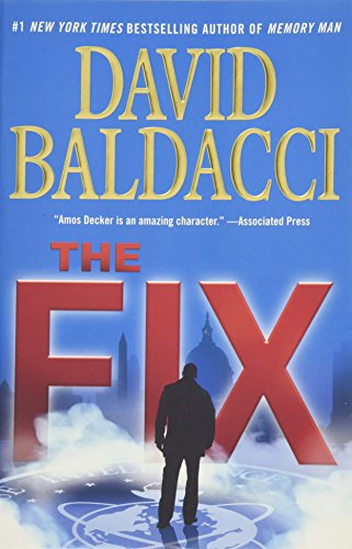 The Fix (Memory Man series) [David Baldacci] (Tapa Blanda)