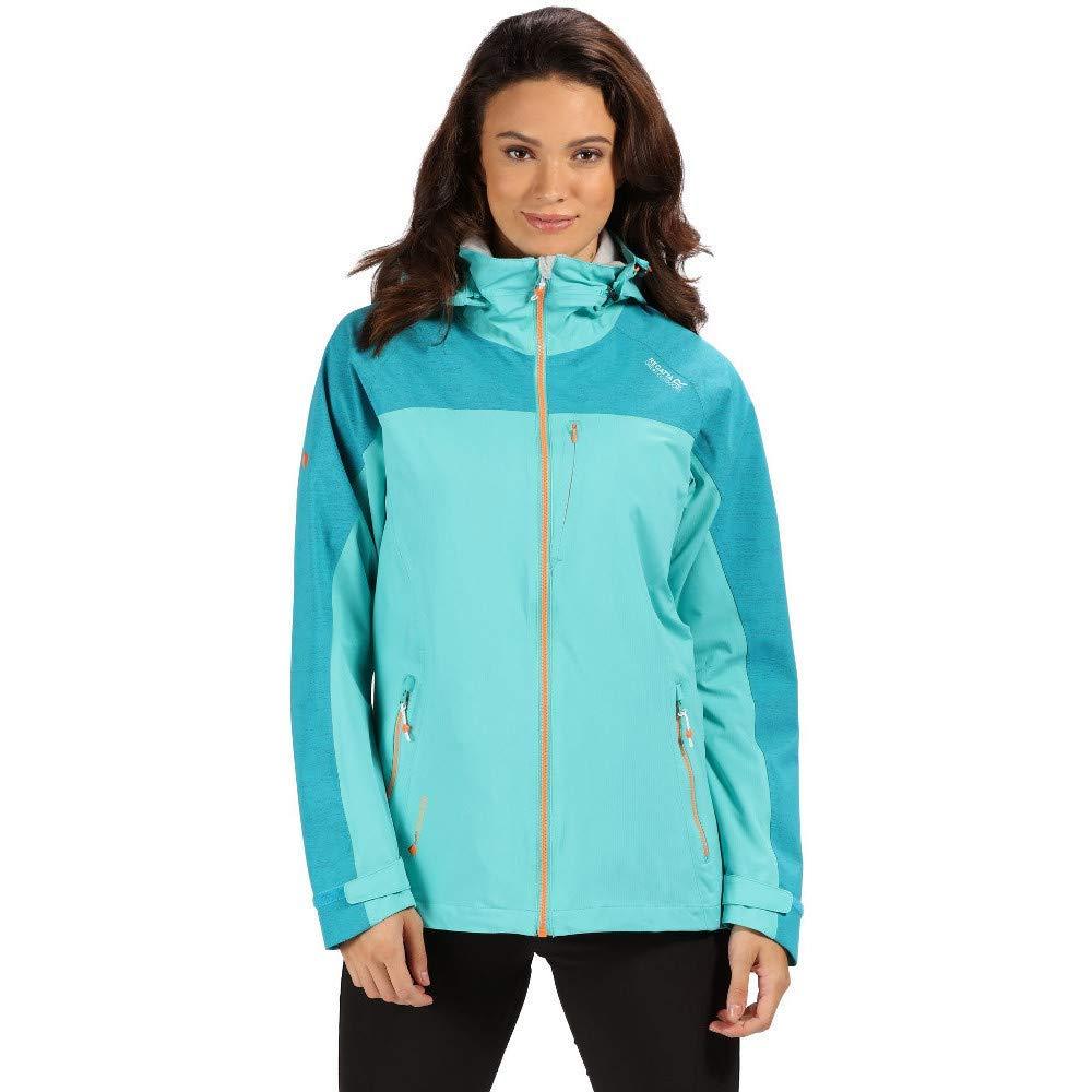 Regatta Damen damen Oklahoma Iv Waterproof and Breathable Reflective Active Hiking Shell Jacke