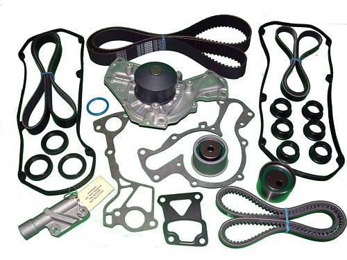 Amazon Com Timing Belt Kit Mitsubishi Montero Sport 3 0l 1998 1999