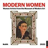 Modern Women 2020 Wall Calendar: Women Artists from the Museum of Modern Art