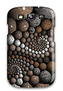 Hot Ideal Case Cover For Galaxy S3(art), Protective Stylish Case