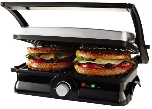 Sunbeam cksbpm5020 2-slice panini maker