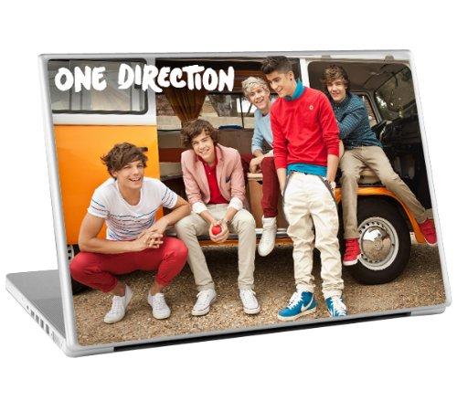 Zing Revolution One Direction Premium Vinyl Adhesive Skin for 13-Inch MacBooks and Laptops, Van (MS-1D610010)