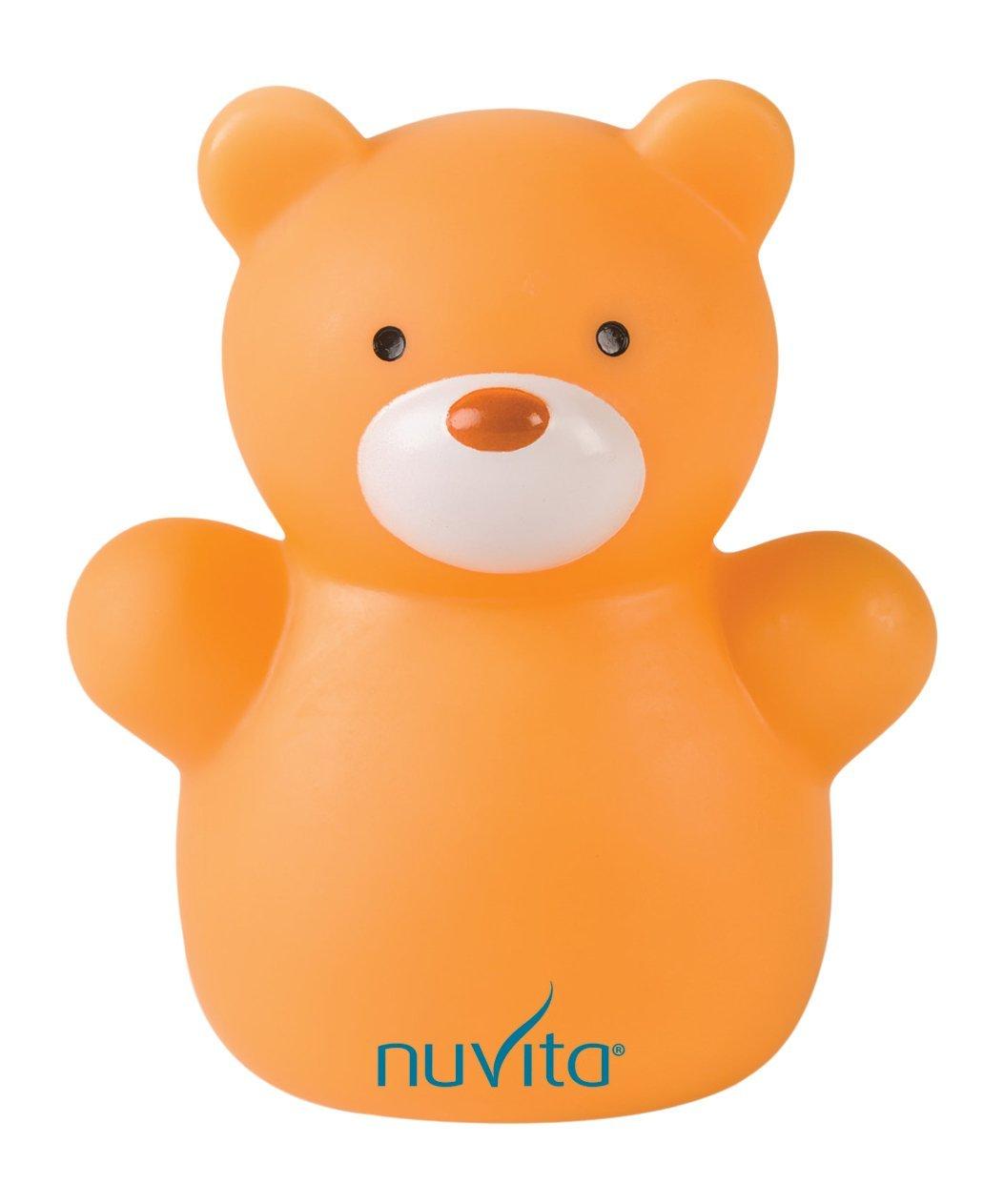 Nuvita 6601 Veilleuse Forme Ourson Taille S Orange NU-BDNL0001