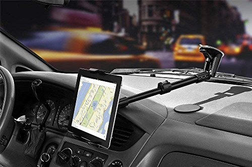 Robust Windshield Tablet Car Mount Or Truck Mount Window Holder And