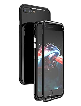 coque iphone 8 plus magnetique bumper