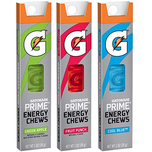Gatorade Gatorade Prime Energy Chews, , 12 Count