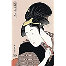 UKIYOE Japon series003: Ukiyo-e élégant imprime UTAMARO (UKIYOE Japon series004) (French Edition)