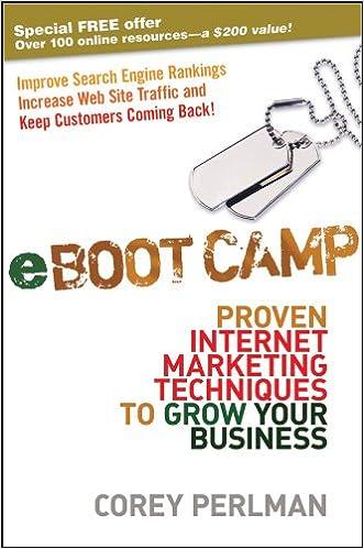 eBoot Camp: Proven Internet Marketing Techniques to Grow Your Business: Amazon.es: Corey Perlman: Libros en idiomas extranjeros