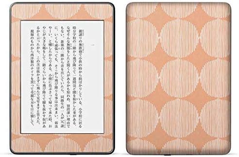 igsticker kindle paperwhite 第4世代 専用スキンシール キンドル ペーパーホワイト タブレット 電子書籍 裏表2枚セット カバー 保護 フィルム ステッカー 050588
