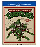 Teenage Mutant Ninja Turtles: 25th Anniversary Collector's Edition (Teenage Mutant Ninja Turtles / Secret of the Ooze / Turtles in Time / TMNT) [Blu-ray]