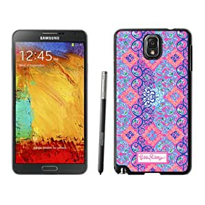 Fashion And Unique Samsung Galaxy Note 3 Case Designed With Lilly Pulitzer 35 Black Samsung Note 3 Cover