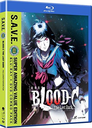 Blood-C: The Last Dark - The Movie [Blu-ray]