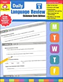 Daily Language Review, Grade 5 Common Core Edition